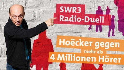 Bernhard Hoëcker bei SWR3