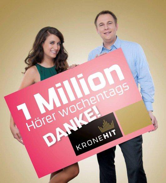 kronehit-1-million