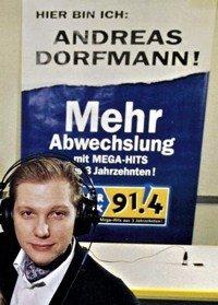 Geht Andreas Dorfmann zurück zum Berliner Rundfunk? (Bild: Facebook)