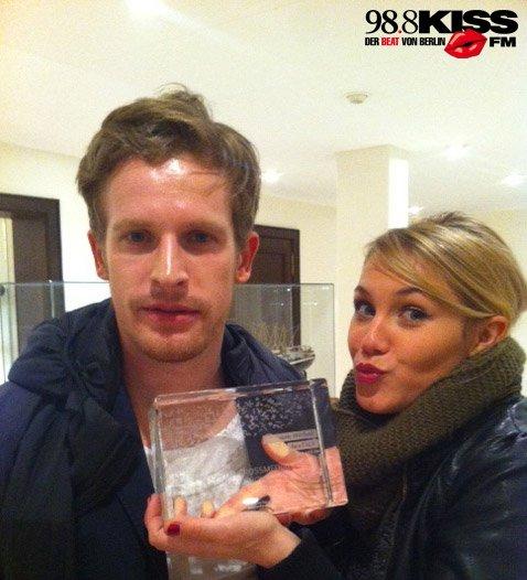 Lukas und Alina (Bild: 98.8 KISS FM)