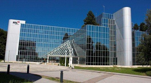 RTL Gebäude in Luxemburg (Bild: Köring/RADIOSZENE)