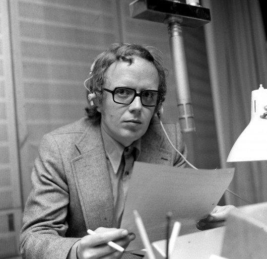 """""""Mosaik""""-Redakteur Friedrich Riehl (1974) Bild: WDR"""
