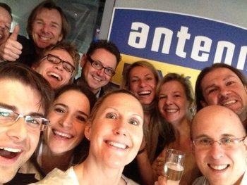 antennebayern-selfie
