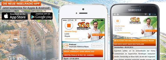 Inselradio Mallorca App