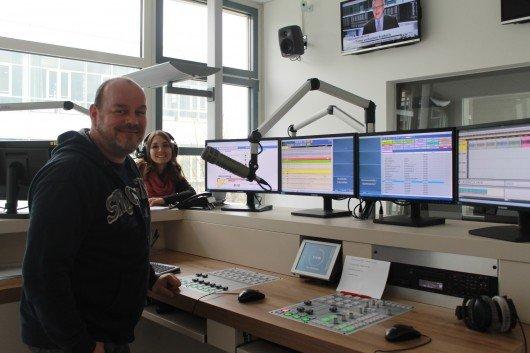 """Studio RSA – Morning Show """"perfekt geweckt – Sven Häberle und die Frau Kathrin"""""""