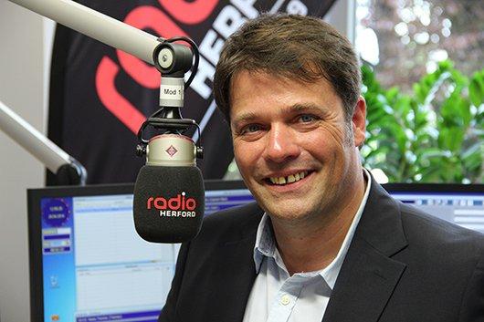 Carsten Dehne (Bild: Radio Herford)