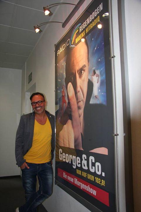 Verlässt George Zampounidis morgren die Radio Regenbogen Morgenshow?