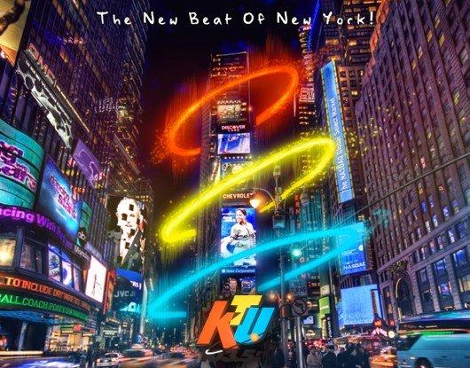 Der neue Beat von New York, auf 103.5 WKTU, ist von PURE Jingles