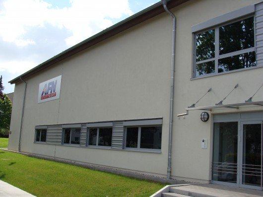 Funkhaus von AFN Stuttgart