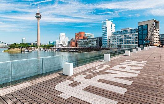 Der Sendestandort von radio ffNRW soll Düsseldorf werden