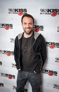 Christian Schalt (Bild: KISS FM)