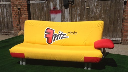 Fritz-WM-Sofa. Foto: rbb