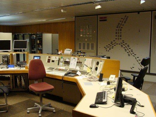 Kontrollraum Sender Wertachtal