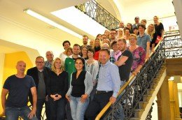 Das Team von radio NRW