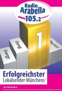 Radio Arabella Anzeige zur FAB