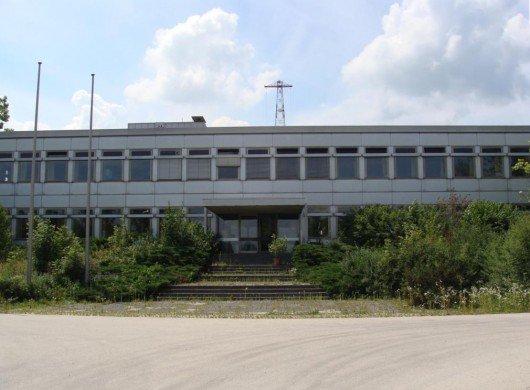 Sendergebäude Wertachtal