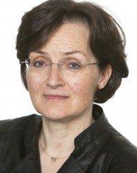 Birgit Wentzien (Bild: ©Deutschlandradio / Bettina Fürst-Fastré)