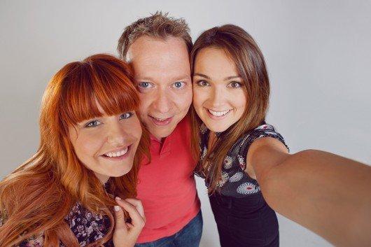 Neue Morgensendung bei HITRADIO RTL mit Falko Maiwald, DSDS-Star Lisa Wohlgemuth, Lydia Ernst und Marcel Wentzke