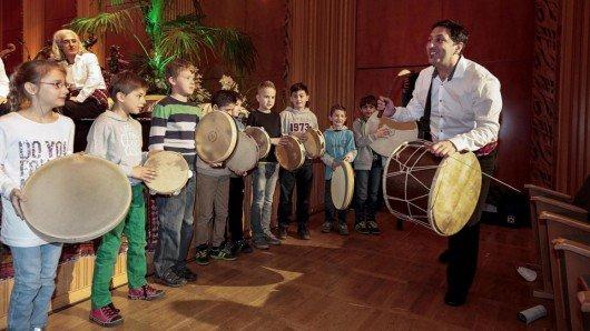 "Impression der Sendung ""Kelebek"". Foto: WDR/Zanettini"