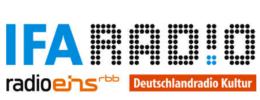 Logo des IFA-Radios 2014. Quelle: RBB