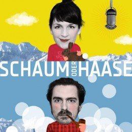 Schaum oder Haase (Quelle: DRadio Wissen)