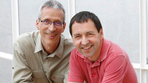 Udo Zindel und Wolfgang Rein