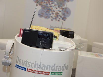 Deutschlandradio kultur jetzt jetzt auch in DAB+ (Bild_ Deutschlandradio/Bettina Fürst-Fastré)