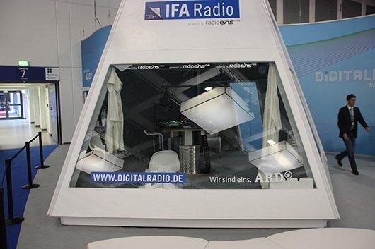 IFA Radio-Studio 2014