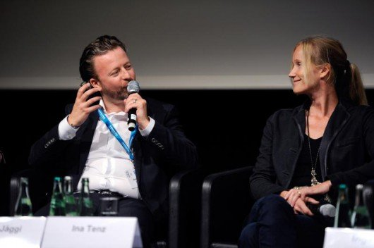 Marc Jäggi & Ina Tenz (Medientage München)