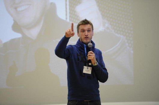 Denis Avdic (Bild: Medientage München)