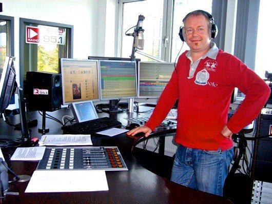 Programmdirektor Andreas Schmidt von Antenne Frankfurt (Bild: Hendrik Leuker)