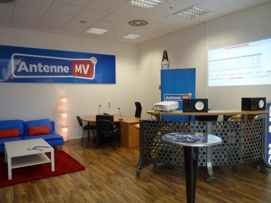 Studio Schwerin von Antenne MV