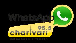 95.5 Charivari bei WhatsApp