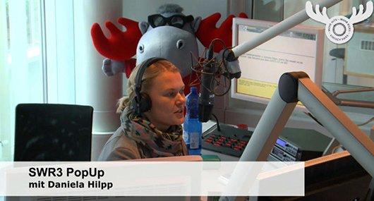 SWR3 PopUp-Show mit Daniela Hilpp (Bild: SWR3.de)