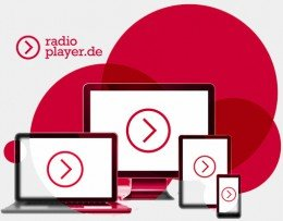 Screenshot radioplayer.de