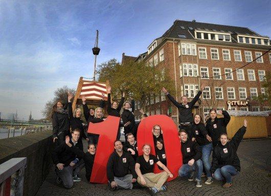 Das Team von ENERGY Bremen