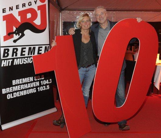 Susanne Christoph, Tino Polster (Direktor Club Media Werder Bremen)