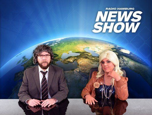 Radio Hamburg News Show