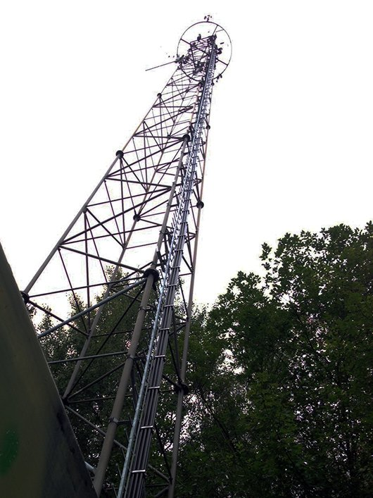 Sendeantenne Kamenz West (Bild: DIVICON MEDIA)