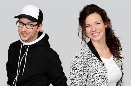 Lisa Kestel und Benne Schröder. Bild: WDR/Annika Fußwinkel (Montage: RADIOSZENE)