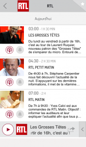 Screenshot DIRECT RADIO