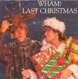 Last Christmas Albumcover