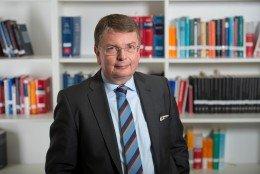 Vorsitzender Medienrat 8. Amtsperiode Prof. Dr. Stephan Ory. Bild: © Jennifer Weyland)