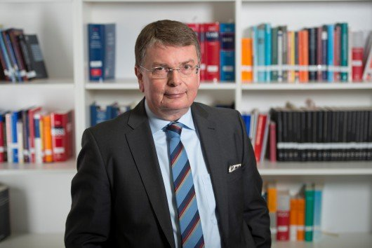 Vorsitzender Medienrat 8. Amtsperiode Prof. Dr. Stephan Ory. Foto: © Jennifer Weyland