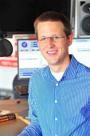Andreas Wiese ist nun kommissarischer Chefredakteur von Radio Ennepe Ruhr. (Bild: privat)