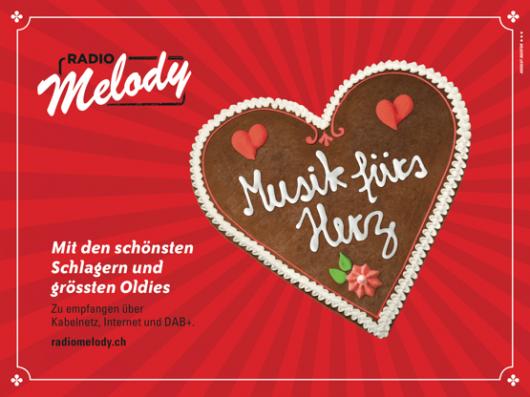 Radio Melody Plakat-min