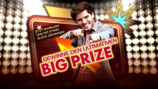 Big Prize bei Radio Argovia