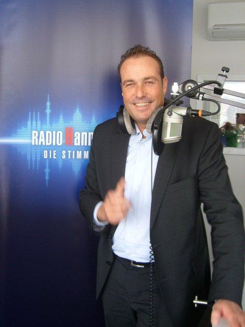 Björn Stack, Programmdirektor von Radio Hannover (Bild: Hendrik Leuker)