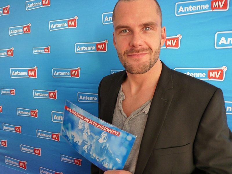 Gerrit Kohr (Bild: Antenne MV)