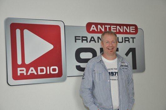 Antenne Frankfurt-Chef Andreas Schmidt
